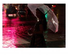 高清大图:德庆雨夜,美女写真,如此之美,非欣赏不可!